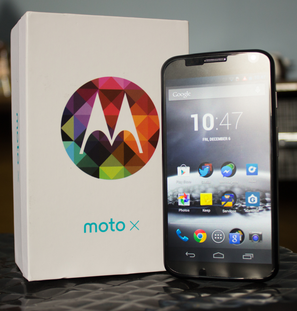 Moto X - High-end Device from Moto
