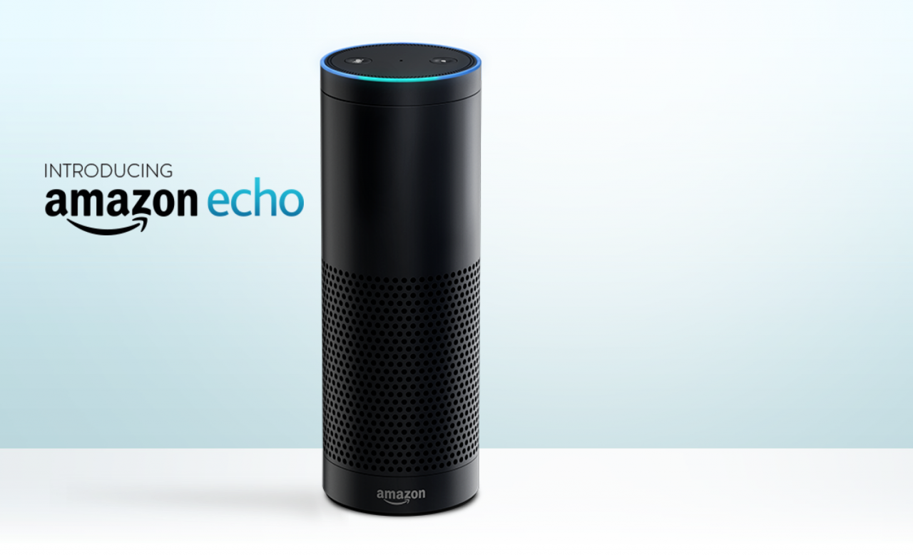 Amazon Echo - Cloud-Based Speaker Device