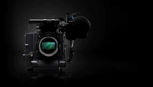 The 6k camera featuring the film Avengers: Infinity War