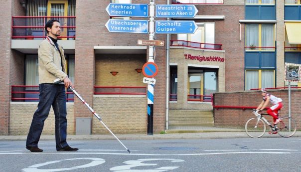 Tech meets the eyes of the blind through its Smart Cane