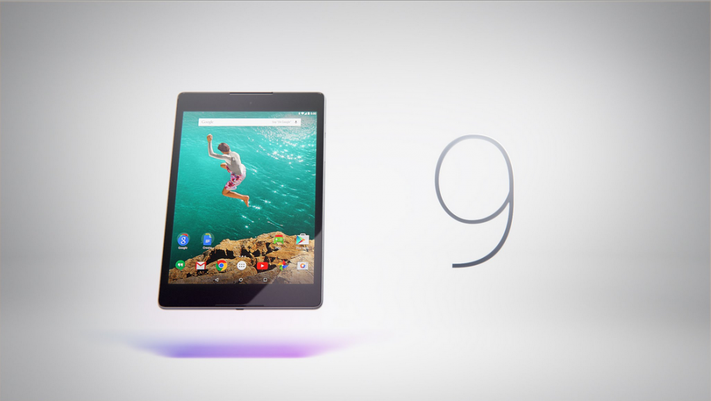 HTC Nexus 9-review