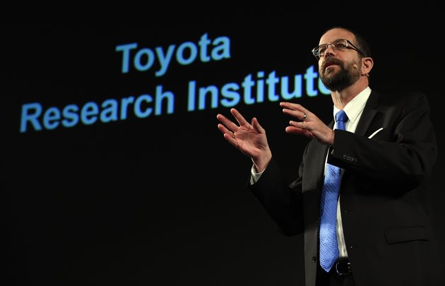Toyota to Invest $1B in Self-Driving..
