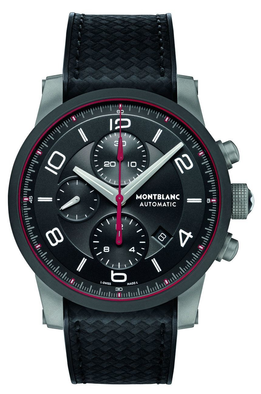Montblanc Announces Smart Band For Regular Watches