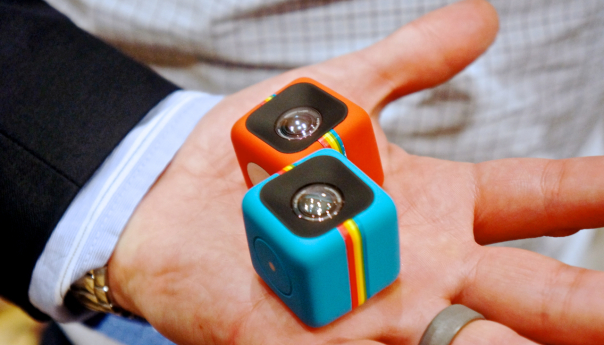 Incepted Technology Of Polaroid Social-Matic Digital Instant Camera