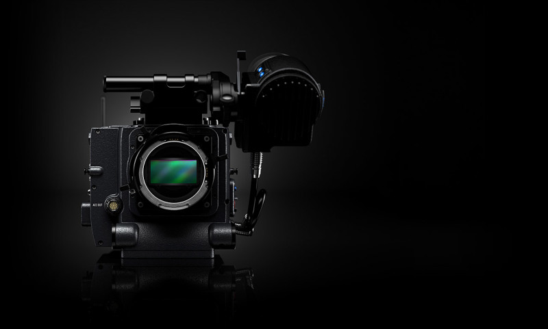 6k camera featuring the film Avengers Infinity War