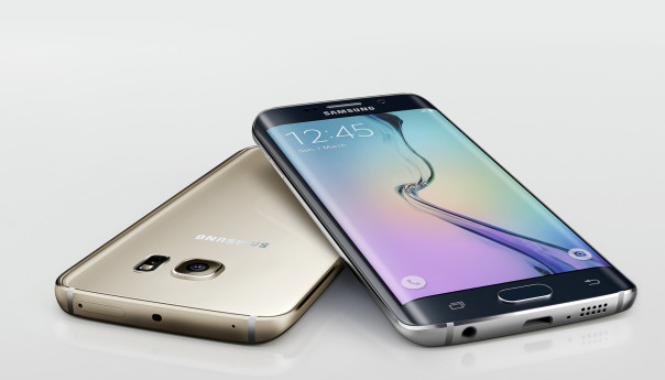 Be a proud owner of Smart Samsung Galaxy S6, for better view reach out for iiNet.