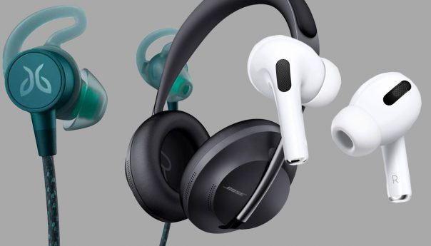 It's still a good idea to use wired headphones!