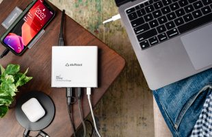 The Centurion 100W 4 Port Charging Station is now available at Stuffcool