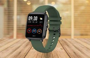 Timex India introduces the Timex Helix 2.0, the country's first smartwatch