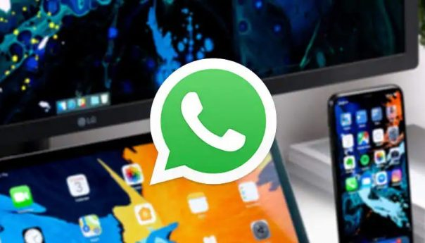 What is the best way to use WhatsApp's multi-device feature?